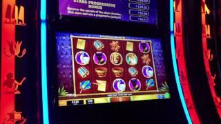 HD Sphinx 3D slot machine bonus feature BIG WIN trigger game IGT GTECH