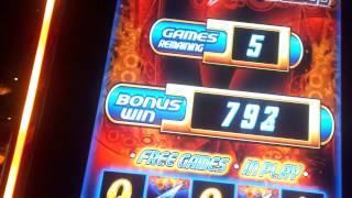 Wild Flash (Bally) - Bonus Round