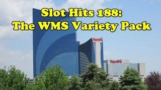 Slot Hits 188: The WMS Variety Pack!
