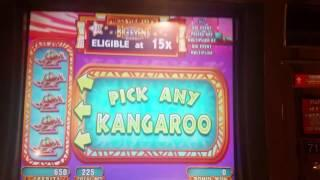 BIG WIN! - Press Your Luck BIG EVENT/Australian Gold - Community Bonus and Picking Bonus