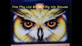 •SUPER BIG WIN•TIMBER WOLF LOVER 12•Timber Wolf Deluxe Slot Free Play Live & Super Big Win Bonuses•彡