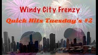 Quick Hits Platinum bonus/retriggers! WCFrenzy Quick Hits Tuesday's- Slot Machine Bonus