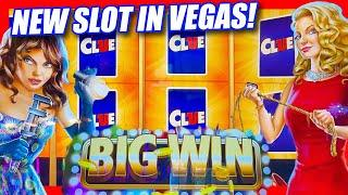 NEW CLUE SLOT IN LAS VEGAS PRODUCES SOME BIG WINS ⋆ Slots ⋆ TIME FOR WILDS FREE GAMES & CARD FEATURE BONUS