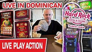 ⋆ Slots ⋆ LIVE JACKPOTS IN PUNTA CANA! ⋆ Slots ⋆ We Are BACK for More High-Limit Dominican Slot Machines