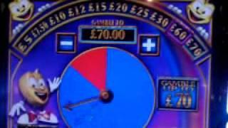 Rainbow riches wild clover part 2 - Barcrest £70 jackpot slot