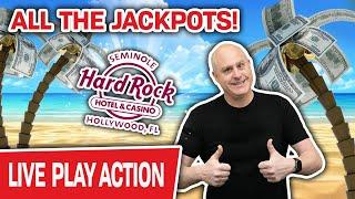 ⋆ Slots ⋆ Can't. Stop. Playing. HIGH. LIMIT. SLOTS! ⋆ Slots ⋆ Let's Get ALL THE JACKPOTS @ Hard Rock