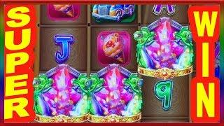 ** GREAT SESSION ON NEW MOSTER SWEEP SLOT MACHINE ** SLOT LOVER **