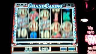 (Mega Row Series) A Grand Vs Barcrest Grand Casino Part 2
