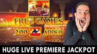 ⋆ Slots ⋆ HUGE WIN JACKPOT on $25 BET with MAXIMUM WILDS ⋆ Slots ⋆ Agua Caliente Casino #ad