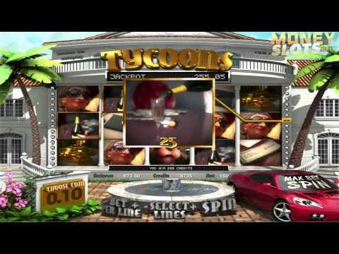 Tycoons Video Slots Review | MoneySlots.net