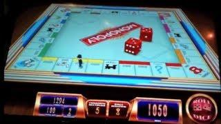 Epic Monopoly Slot (at 5x): Mom's Big Win!