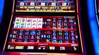Aristocrat Wicked Winnings IV Typical free spin bonus