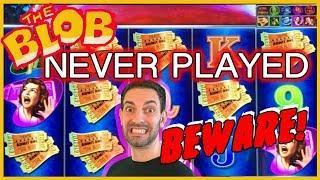 • The BLOB + • Monopoly Grand HOTEL •  • Slot Machine Pokies w Brian Christopher at Seneca Casino •