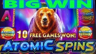 ⋆ Slots ⋆BIG WIN ! THIS BEAR GAVE ME A BIG MONEY !⋆ Slots ⋆ATOMIC SPINS (ALPINE BEAST MODE) Slot $4.00 Bet⋆ Slots ⋆栗スロ