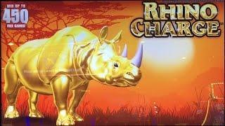 rhino Charge slot machine, DBG