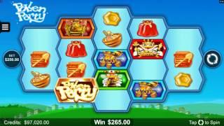Pollen Party Slot Features and Game Play - by Microgaming