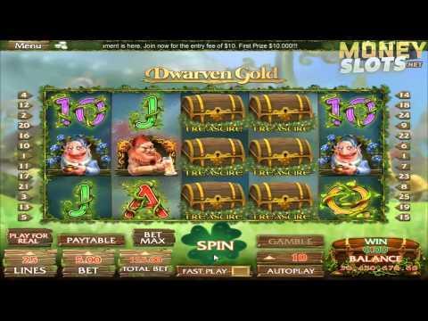 Dwarven Gold Video Slots Review | MoneySlots.net