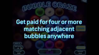 Bubble Craze - William Hill Games