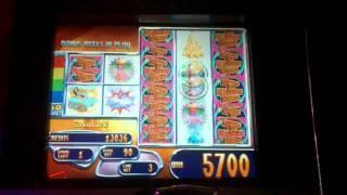 Return to Planet Loot Slot Bonus - WMS