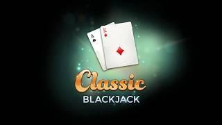 Classic Blackjack Promo