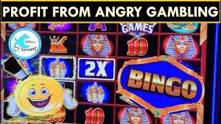 STUBBORNNESS FINALLY PAYS OFF! NEW CASHMAN BINGO SLOT MACHINE IS EVIL...AND FUN, BUT MOSTLY EVIL! ⋆ Slots ⋆