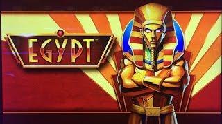++NEW Egypt Winning Streak slot machine, DBG