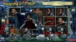 Free Vampires Feast Slot by SkillOnNet Video Preview | HEX