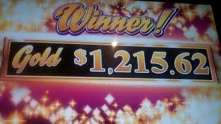 Winner's Choice Slot Machine Mystery Bonus - HANDPAY JACKPOT! Gold Progressive - SUPER BIG WIN