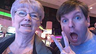 • BRENT & HIS MOM SLOTTING LIVE! SIMPSONS, MOOLAH, ELVIS!!! ** BRENT SLOTS