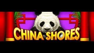 BIG WIN - China Shores Slot Machine Bonus
