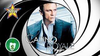 •️ New - James Bond - Casino Royal slot machine, 4 bonuses