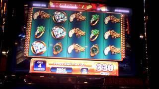 Madame X slot machine bonus win at Sands Casino in Bethlehem, PA