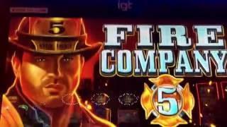 NEW Fire Company 5 Slot Bonus