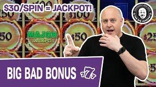 • ALERT: $30/Spin = JACKPOT! Bonus Style • The Dragons LINKED Me Up