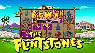 Flintstones Online Slot from Playtech