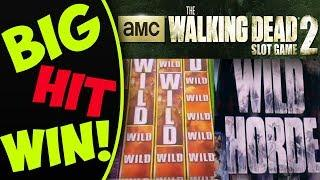 **BRING THOSE WILDS** - MAX BET / THE WALKING DEAD II