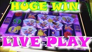 Huge Wins Heart Throb Live Play Episode 233 $$ Casino Adventures $$