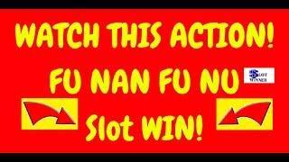 Incredible Win Fu Nan Fu Nu Slot Machine Action