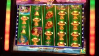 Siamese Dream-Atronic Slot Machine Bonus with retrigger