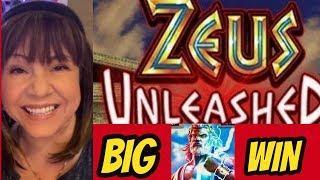 ZEUS UNLEASHES A BIG WIN BONUS!