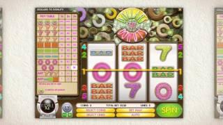 Dollars to Donuts Online Slot from Rival Gaming