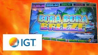 IGT Bora Bora Breeze - First Look !