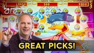 Slotsky Slot - AWESOME PICKING, BIG WIN BONUS!