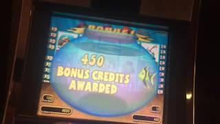 LIVE PLAY and Bonuses on Goldfish Slot Machine