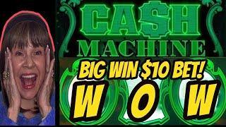 OMG! IT HAPPENED AGAIN! BIG WIN-CASH MACHINE