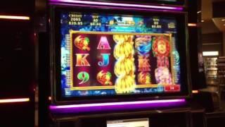 Golden Pumpkin Slot Machine Free Spin Bonus M Resort Casino Las Vegas