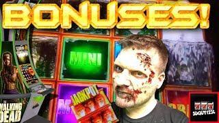 Walking Dead 2 Slot Machine Bonuses
