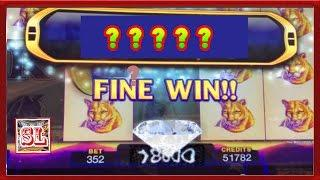 ** BIG WIN ** NEW  GAME ** Stampede Power n others ** SLOT LOVER **