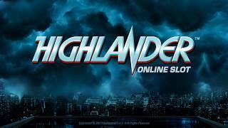 Highlander• Online Slot Promo