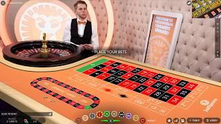 £200 Vs Evolution Roulette Leo Exclusive Table